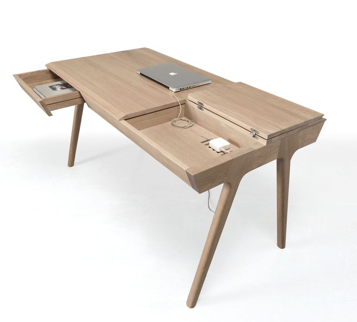 Chic Wood Desk Designs Magnificent Modern Desks With Drawers And 25 Best Solid Wood Desk
