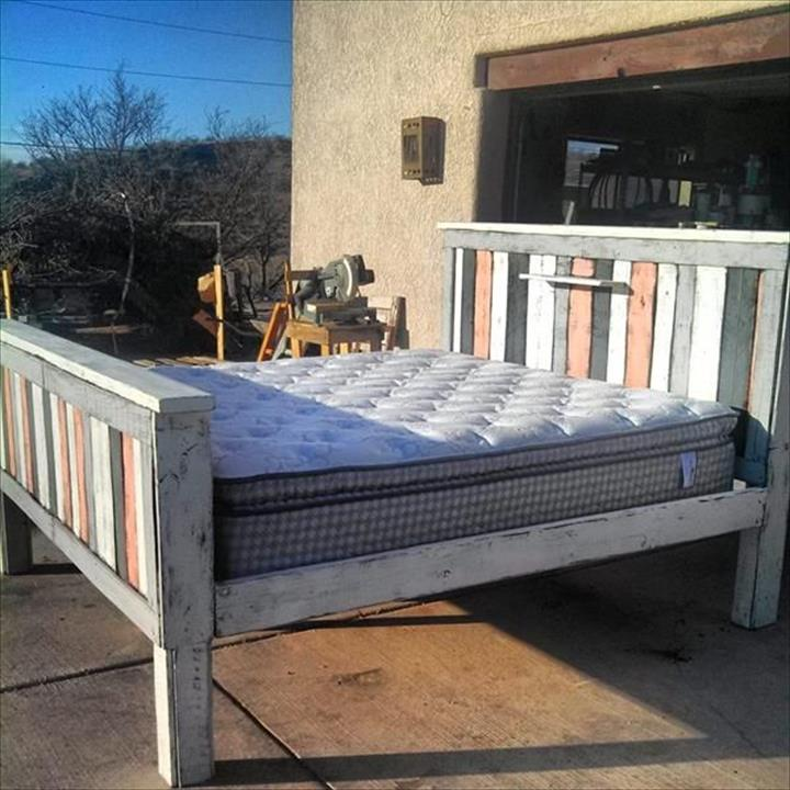 Chic Wood Headboard And Footboard Trend How To Make A Bed Frame With Headboard And Footboard 52 For