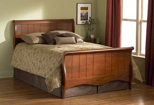 Chic Wood Headboard And Footboard Wood Headboard And Footboard Sets 10352