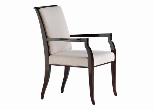 Chic Wooden Dining Chairs With Arms Products Dining Chairs Jessica Charles