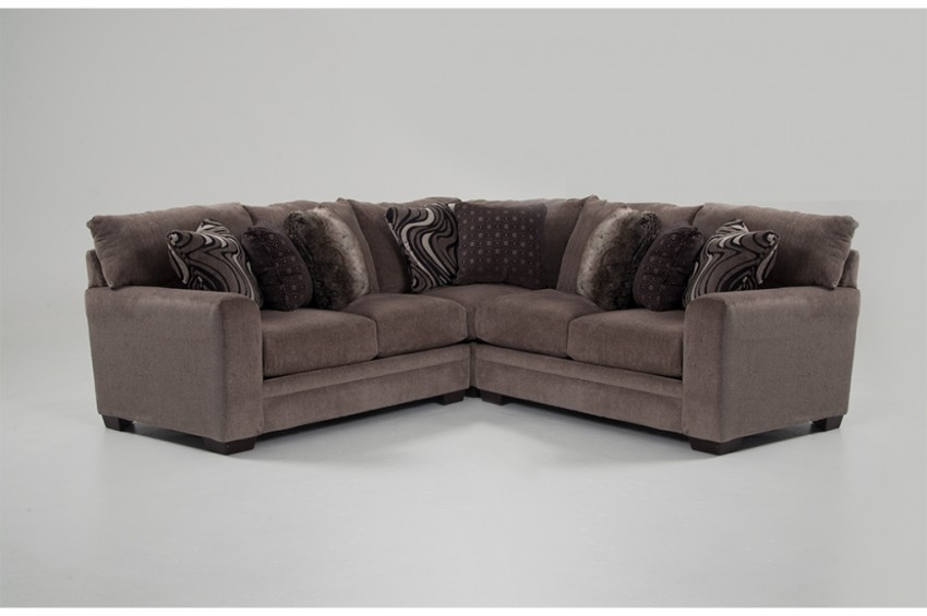 Creative of 3 Piece Sectional Couch Luxe 3 Piece Sectional Bobs Discount Furniture