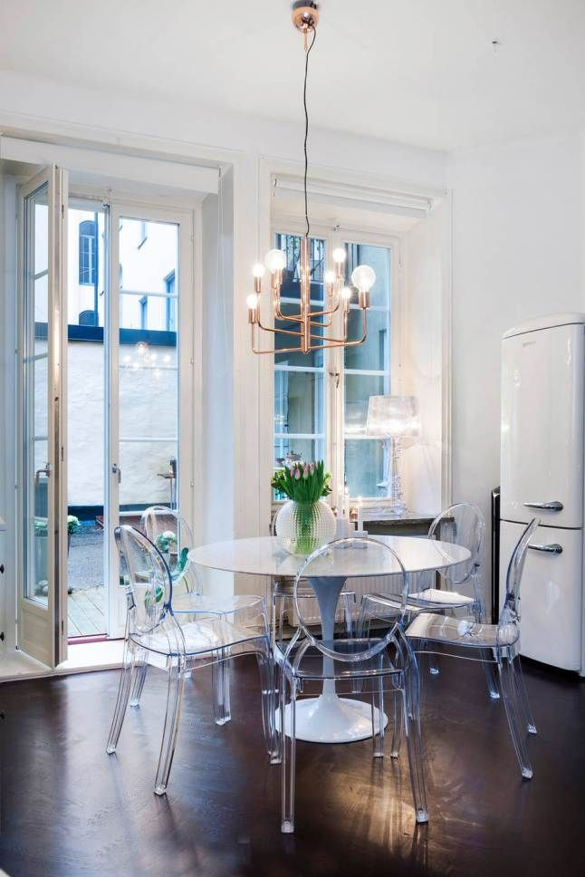 Creative of Acrylic Dining Chairs Ikea Best 25 Ikea Dining Chair Ideas On Pinterest Ikea Dining Room