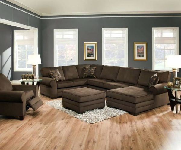 Creative of Ashley Corduroy Sectional Sofa Sectional Brown Corduroy Sectional With Chaise Interesting