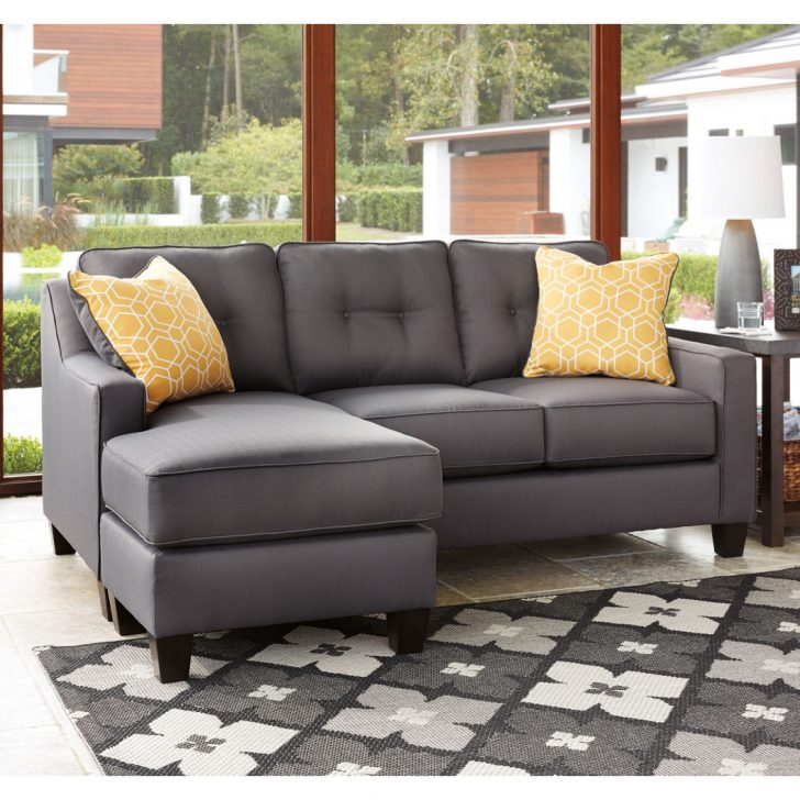 Creative of Ashley Furniture Bailey Sofa Zella Charcoal Sectional Royal Star Furniture Living Room
