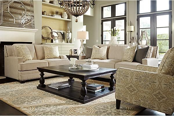 Creative of Ashley Furniture Chenille Sofa The Cloverfield Sofa From Ashley Furniture Homestore Afhs