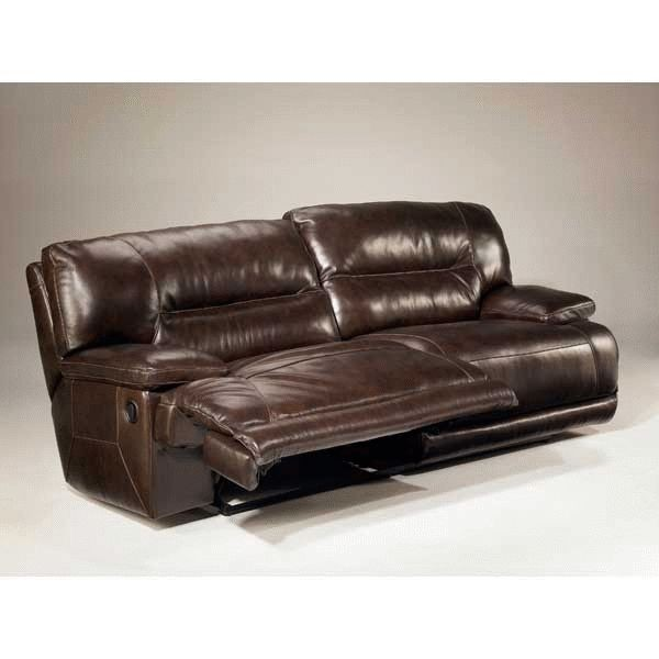 Creative of Ashley Furniture Leather Recliners Ashley 4240147 Leather Power Reclining Sofa Superco Tv