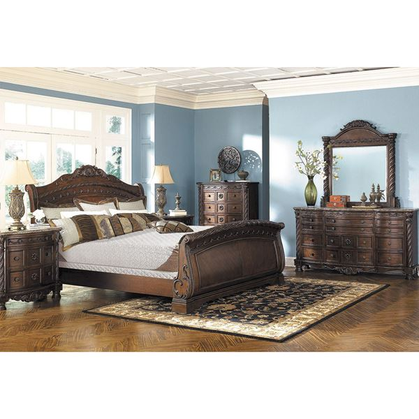 Creative of Ashley Furniture North Shore Bedroom Set North Shore 5 Piece Bedroom Set B553 5pcset Ashley Furniture Afw