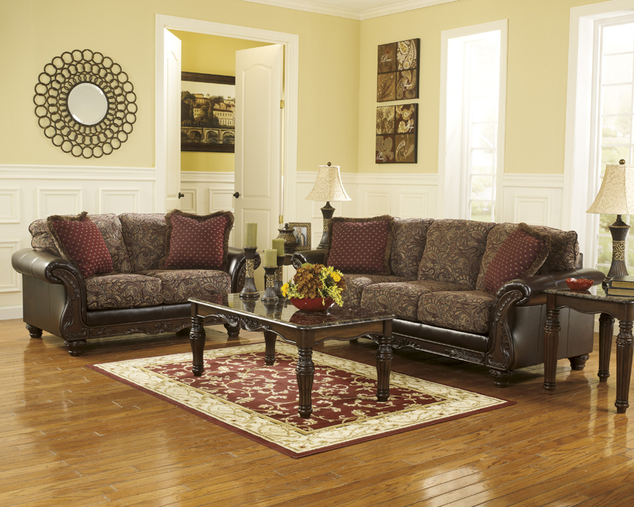 Creative of Ashley Furniture Sofa And Loveseat Sets Living Room Perfect Ashley Furniture Living Room Sets Leather