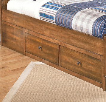 Creative of Ashley Furniture Twin Bed With Drawers Ashley Furniture Delburne Twin Captain Storage Bed Storage Beds