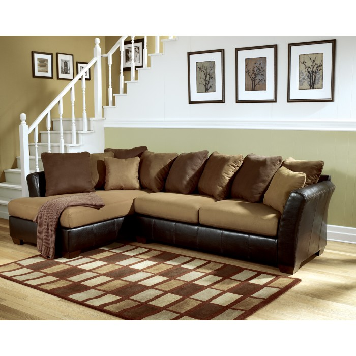 Creative of Ashley Sectional Sofa With Chaise Darcy Signature Design Ashley Sofa Reviews Laura Williams