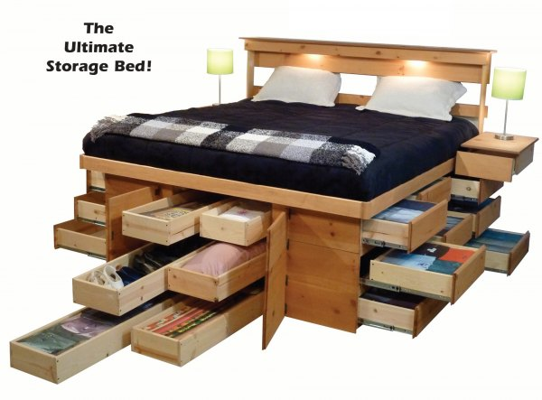 Creative of Bed With Side Headboard Ultimate Bed Platform Beds With Drawers