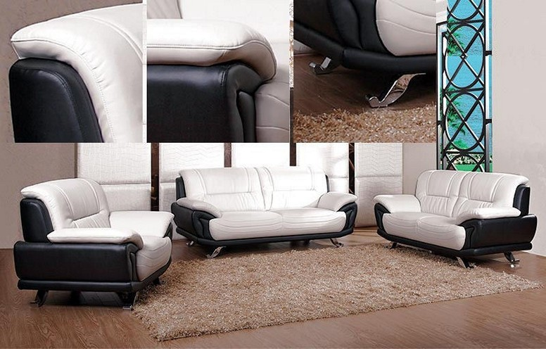 Creative of Black And White Living Room Set Red Black And ...