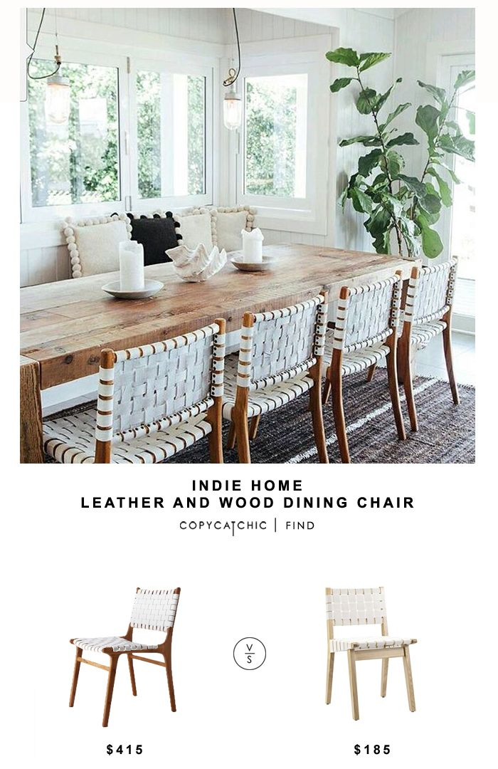 Creative of Black Leather And Wood Dining Chairs Best 25 Leather Dining Room Chairs Ideas On Pinterest Dining