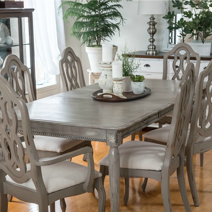 Creative of Breakfast Room Tables And Chairs Best 25 Dining Table Makeover Ideas On Pinterest Refinish