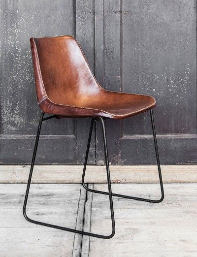 Creative of Brown Leather Kitchen Chairs Best 25 Leather Dining Chairs Ideas On Pinterest Dining Chairs