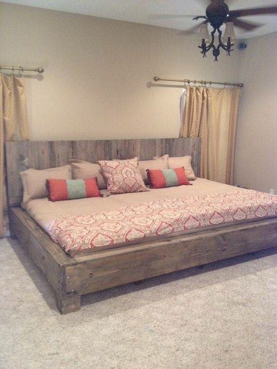Creative of California King Size Bed Size Best 25 California King Bed Size Ideas On Pinterest California