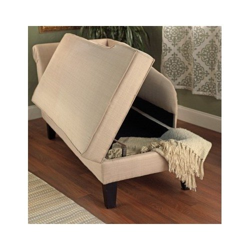 Creative of Chaise Lounge Sofa With Storage Product Reviews Buy Beigetan Storage Chaise Lounge Sofa Chair