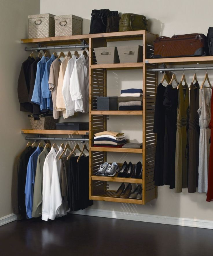 Creative of Clothes Storage Systems In Bedrooms 10 Best Cool Diy Closet System Ideas For Organized People Images