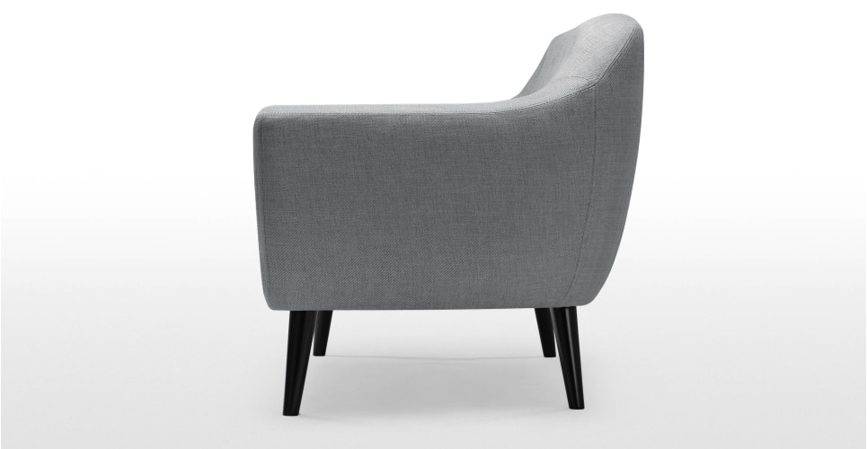 Creative of Contemporary 2 Seater Sofa Ritchie 2 Seater Sofa In Pearl Grey Made