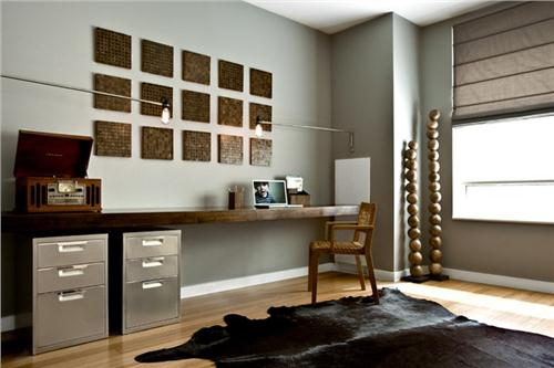 Creative of Contemporary Home Office Cozy Contemporary Home Office Amanda Moore