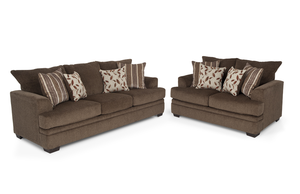 Creative of Couch And Loveseat Set Miranda Sofa Loveseat Bobs Discount Furniture