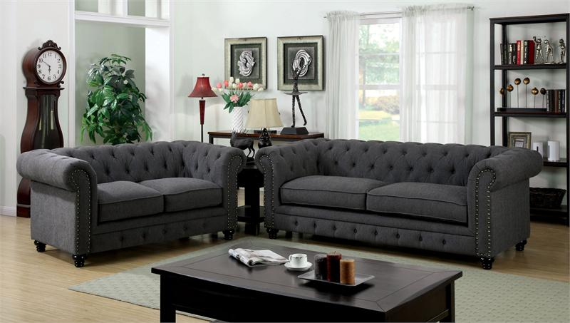 Creative of Dark Grey Sofa Set Magnificent Gray Sofa Set With Stanford Gray Sofa Collection