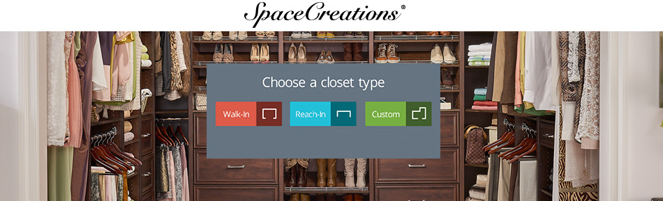Creative of Design My Own Closet Img Spacecreations
