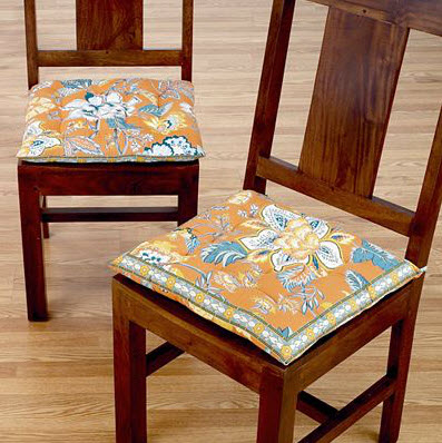 Creative of Dining Room Chair Cushions Colorful Dining Room Chair Cushions In Seven Colors Colorful