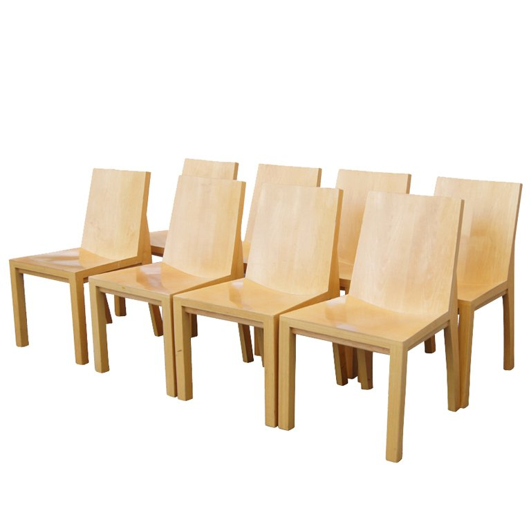 Creative of Dining Side Chairs 1 Dakota Jackson Library Dining Side Chair For Sale At 1stdibs