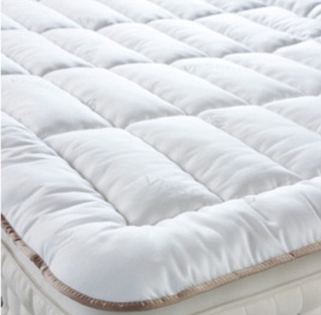 Creative of Double Bed Pillow Top Mattress Topper Mattress Toppers Used To Be For Children Now Theyre For Grown Ups