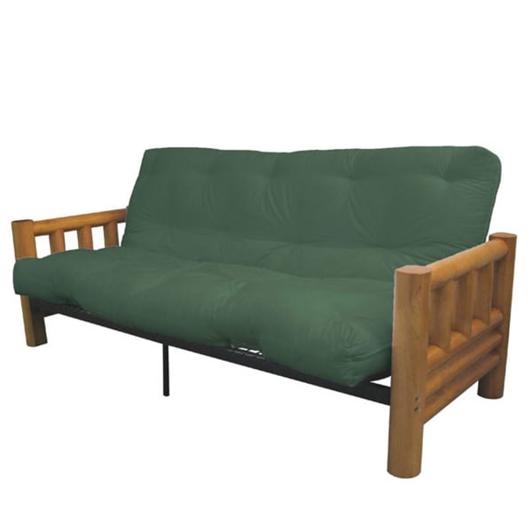 Creative of Futon Beds Queen Size Yosemite Queen Size Rustic Lodge Frame With Inner Spring Futon