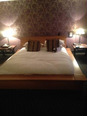 Creative of Futon Style Bed Frame Futon Style Bed Picture Of Hotel Du Vin Bistro Bristol