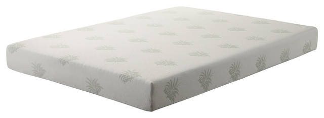 Creative of High Density Foam Mattress 8 High Density 3x Layer Reversible Latex Memory Foam Mattress W
