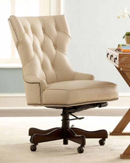 Creative of Home Desk Chair Designer Home Office Desk Chairs At Horchow