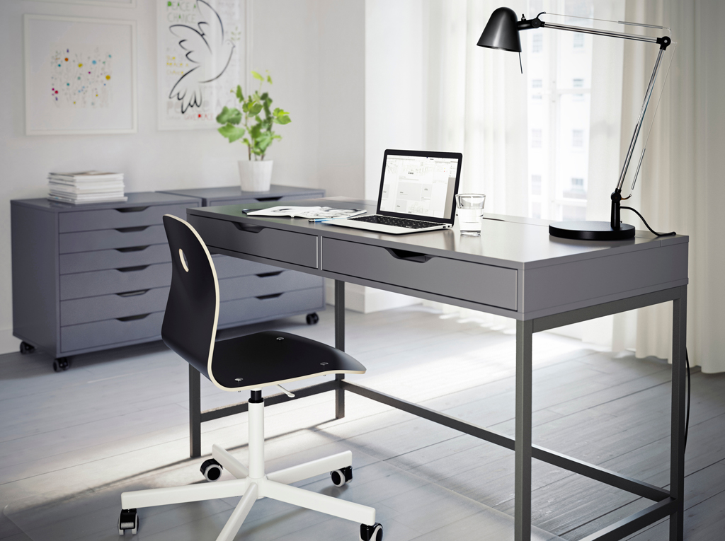 Creative of Home Office Desk Ultra Modern Metal Home Office Desk Castero