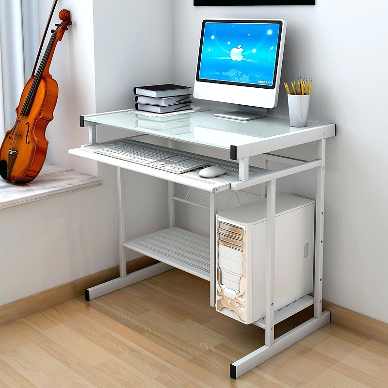 Creative of Home Office Desktop Computer Desk Desktop Computer Table Design Multifunctional High Quality