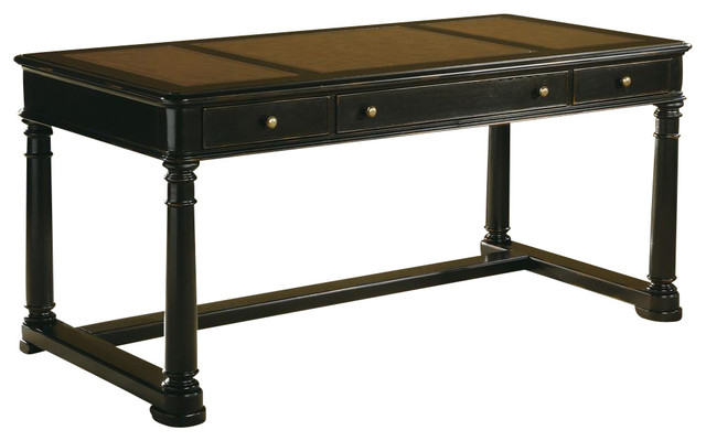 Creative of Home Office Table Desk Home Office Table Desk W Drawers Traditional Desks And Hutches