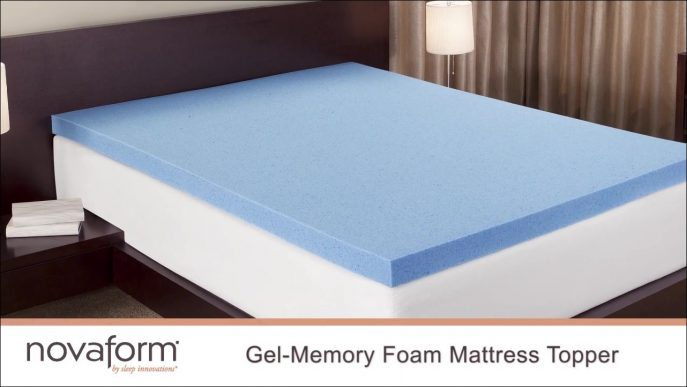 Creative of Ikea Gel Foam Mattress Bedroom Awesome Novaform Comfort Grande Queen Mattress Gel