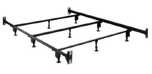 Creative of King Bed Frame Headboard And Footboard Sturdy Metal Bed Frame With Headboard And Footboard Brackets