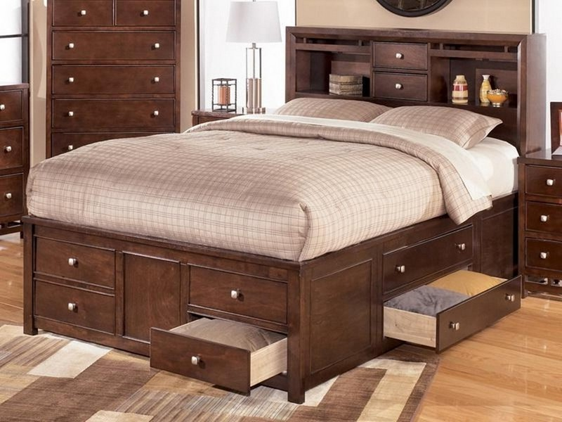 Creative of King Bed With Drawers King Beds With Storage Drawers Underneath Ideas King Beds With