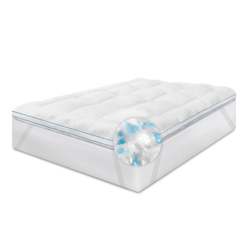 Creative of King Foam Mattress Topper Alwyn Home Deluxe California King 15 Memory Foam Mattress Topper