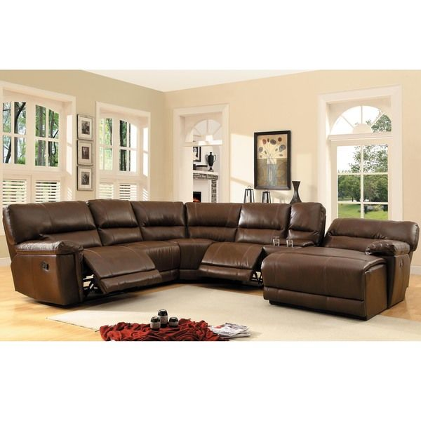 Creative of L Couch With Recliner Best 25 Reclining Sectional Ideas On Pinterest Reclining