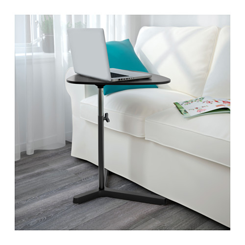 Creative of Laptop Desk Stand Ikea Svartsen Laptop Stand Black Ikea