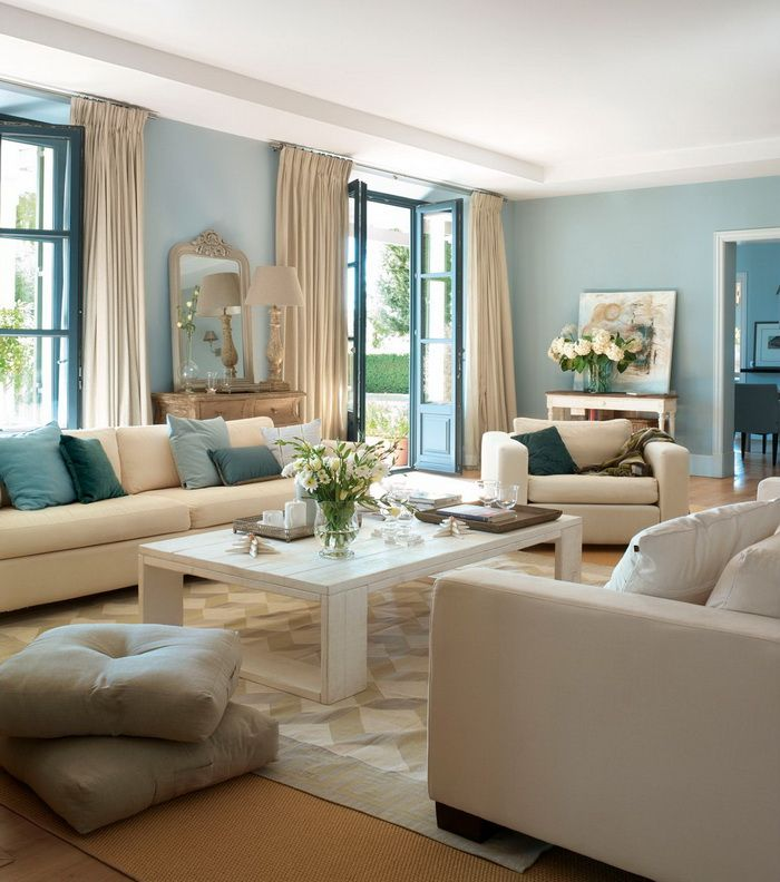 Creative of Light Blue Living Room Chairs Best 25 Blue Living Rooms Ideas On Pinterest Blue Living Room