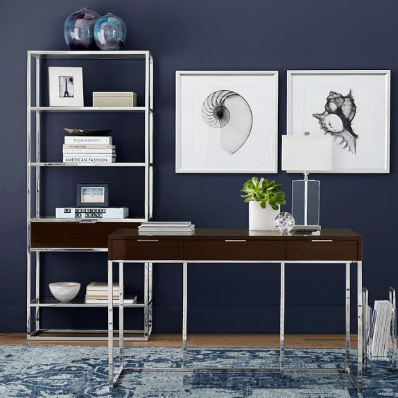 Creative of Matching Desk And Bookshelf Home Office Desks Bookcases Williams Sonoma