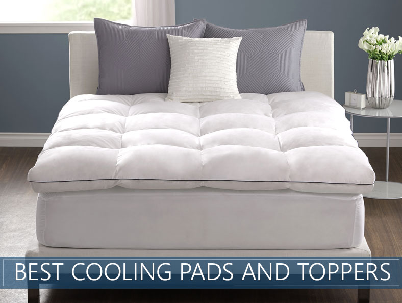 Creative of Mattress Pads And Toppers Top 7 Picks Best Cooling Mattress Toppers Pad Reviews 2017