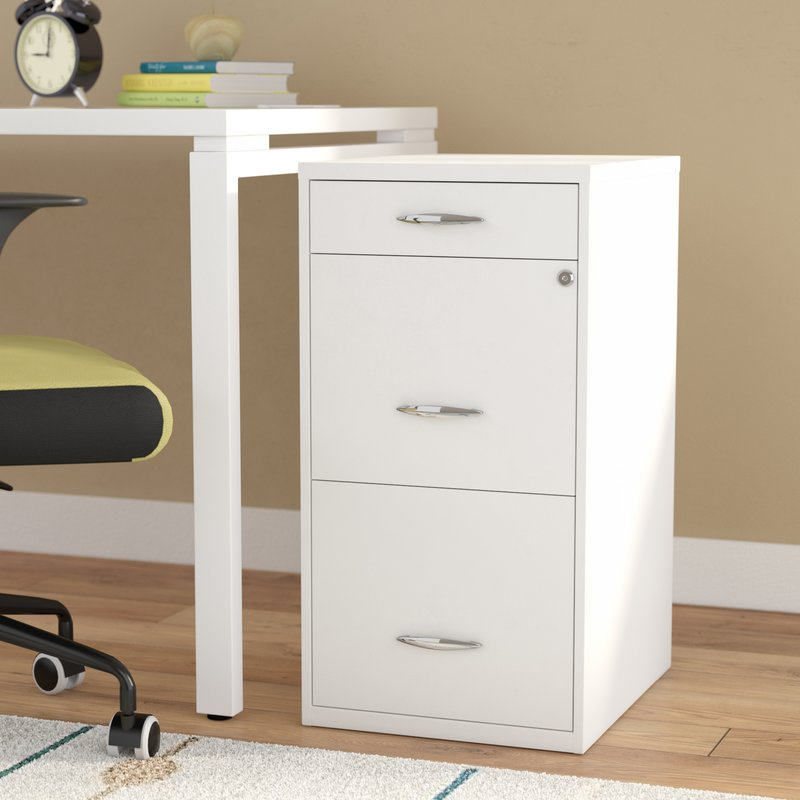Creative of Metal Filing Cabinet Metal Filing Cabinets Youll Love Wayfair
