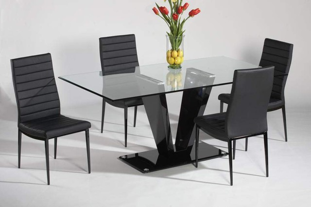 Creative of Modern Furniture Dining Table Amazing Fresh Glass Dining Table 553 Latest Decoration Ideas