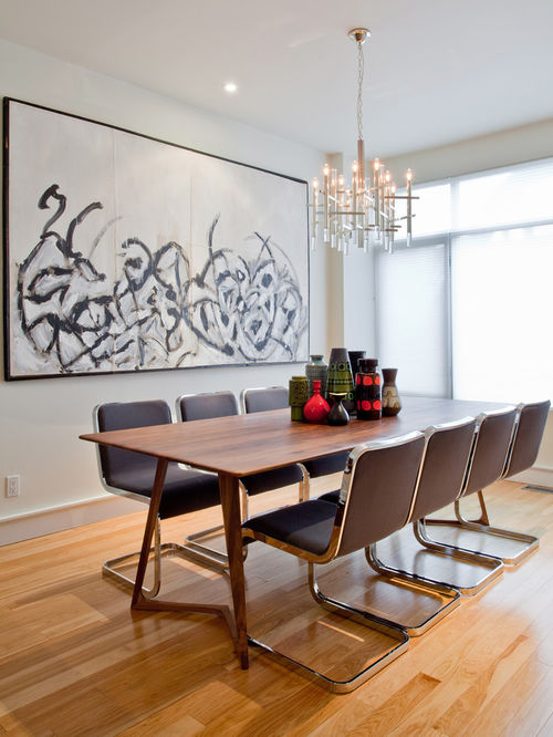 Creative of Modern Rectangular Dining Table Contemporary Rectangular Dining Table Houzz