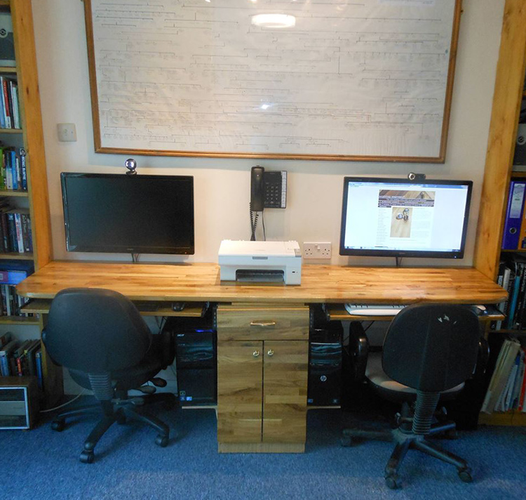 Creative of Office Worktop Desk Using Wooden Worktops For Desks A Nutshell Guide Worktop